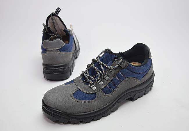 Zapato trekking senderismo Postigo 977 gris