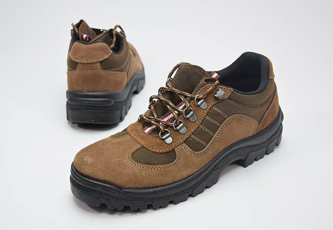 Zapato trekking senderismo Postigo 977 marrón