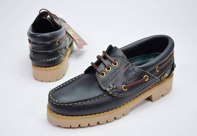 Zapato naútico hombre Urban Jungles 3000 marino