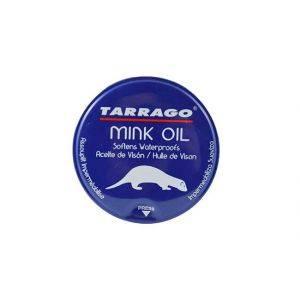 Crema cuidado calzado Tarrago mink oil incolora