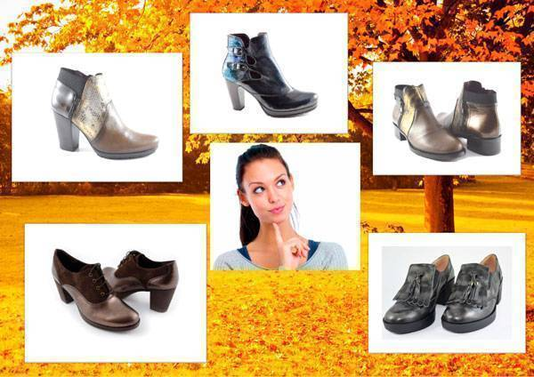 botines vs zapatos abotinados
