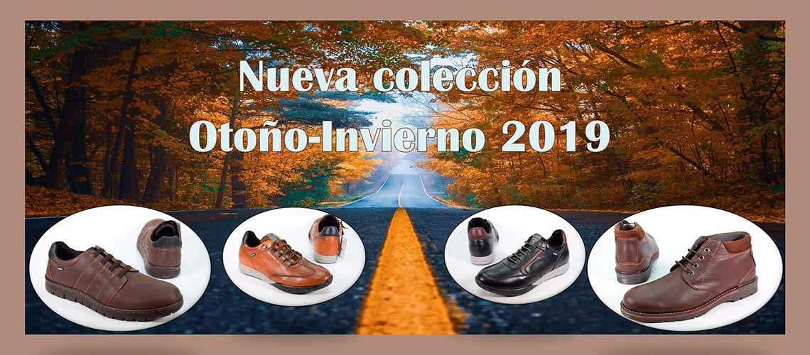 Nueva colección zapatos hombre otoño invierno 2020