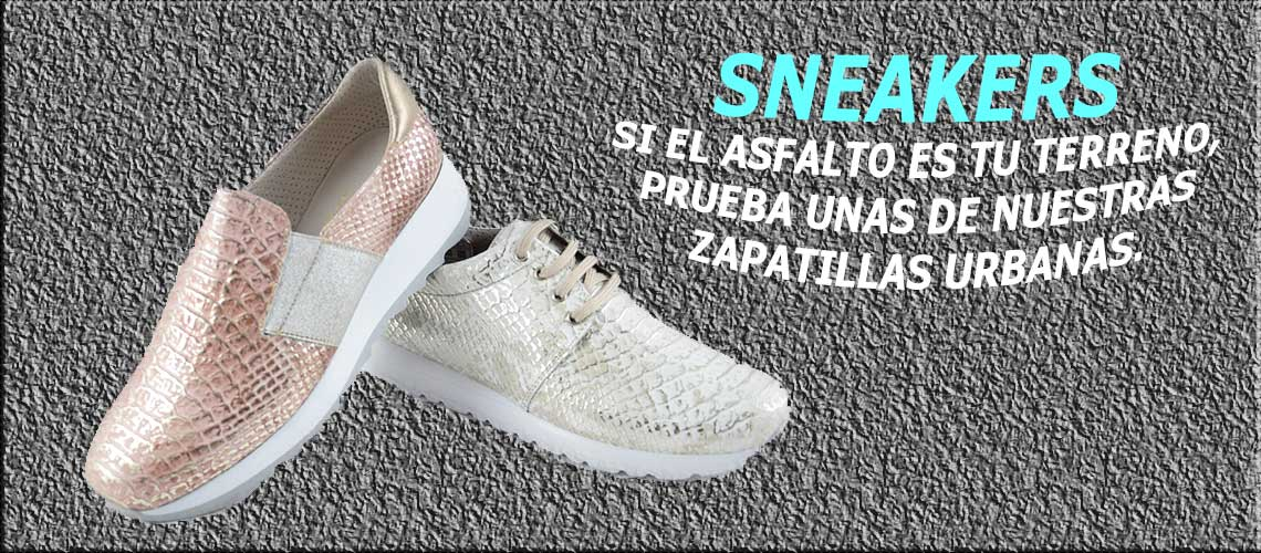 Sneakers mujer 2017