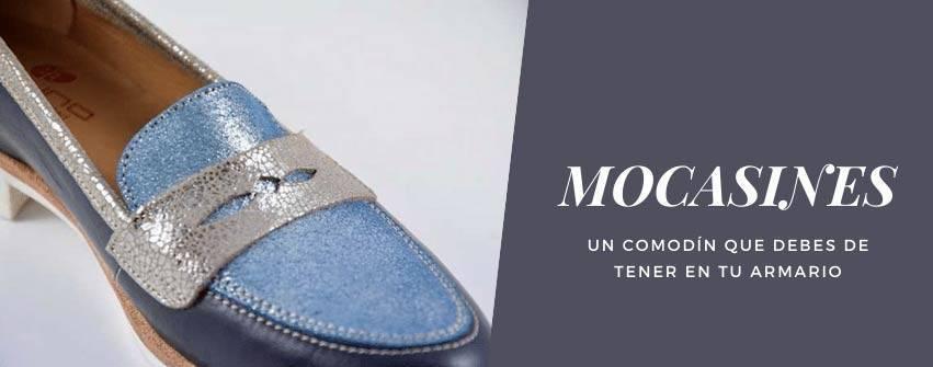Zapatos Mocasín de mujer