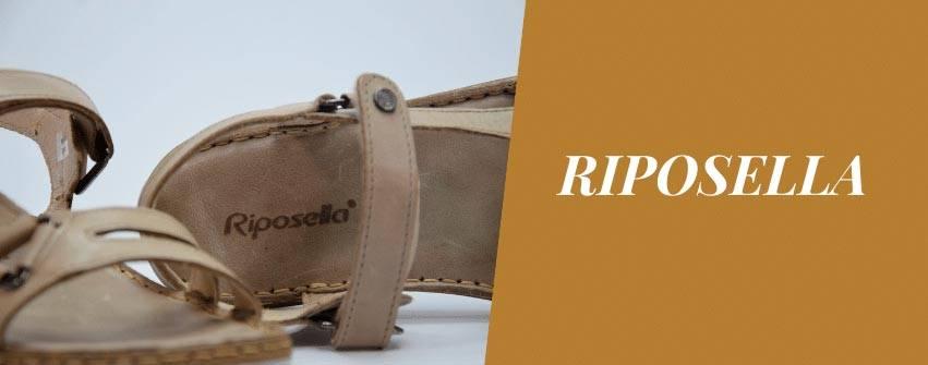 Colección verano 2021 de sandalias Riposella