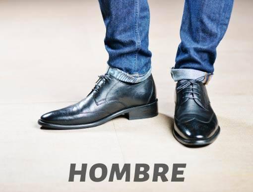 Colección de zapatos de hombre